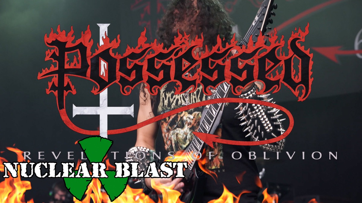 POSSESSED Release Part 3 of their 'The Creation of Death Metal' Documentary!
